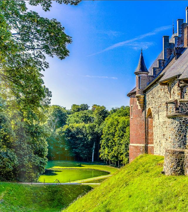 Camelot of Gaasbeek?